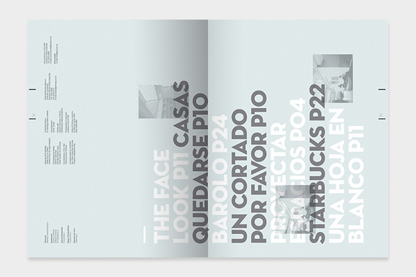 BANDO | revista vuelco #print #layout #magazine #typography