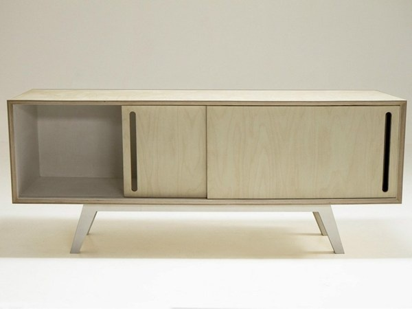 bb Sideboard by Branka Blasius #minimal furniture #minimalist design