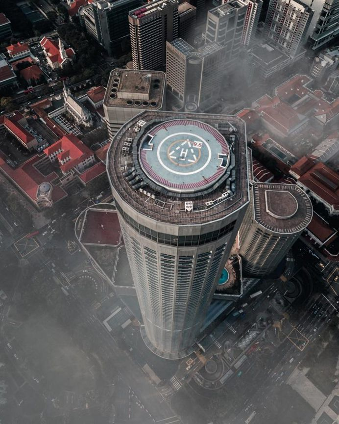 Singapore From Above: Stunning Drone Photography by Jimmy Chan