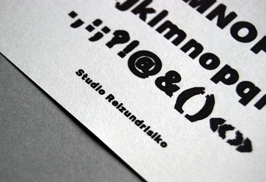 id.A Architects, Custom Typeface | Studio Reizundrisiko, Contemporary Graphic Design, Switzerland #architects #a #typeface #custom