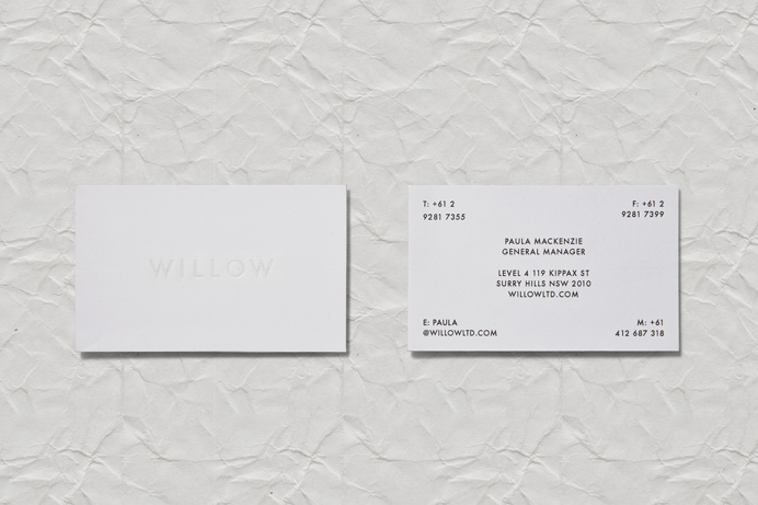 stationery, business card