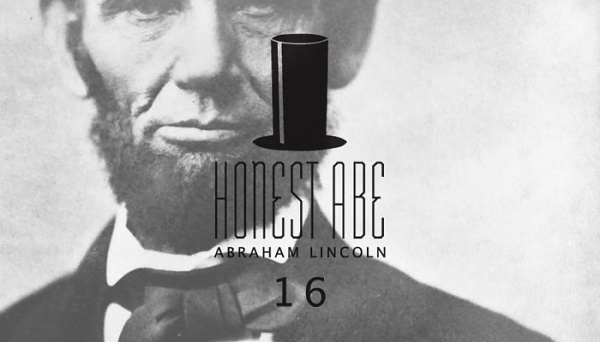 Branding the Presidents of the United States #lincoln #design #graphic #american #president #usa #typography