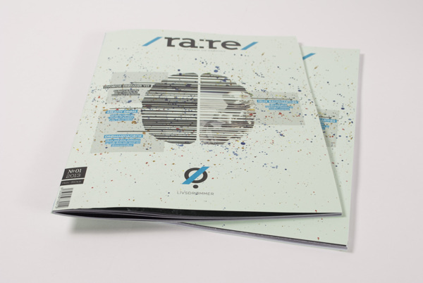 visualgraphic:nnrare magazinen #print