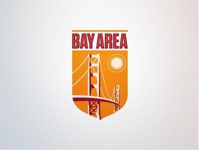Dribbble - Bay Area by Fraser Davidson #logo #illustration #bay #branding