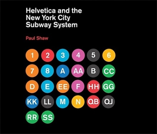 Helvetica and the New York City Subway System | Swiss Legacy #helvetica #colour #system