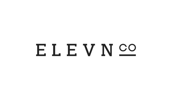 Elevn Co. / Elevn Co. Logos #logotype #minimalism #clean #simple #logo #typography