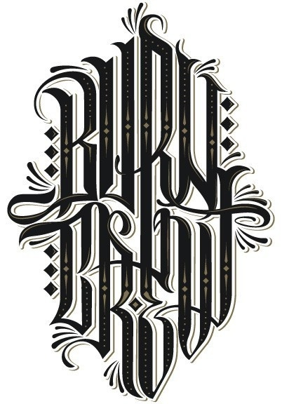 Typography inspiration #type #design #graphic