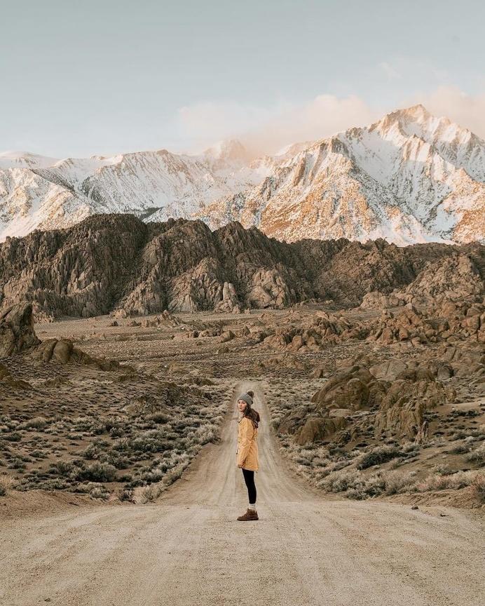 Stunning Adventure Instagrams by Renee Hahnel