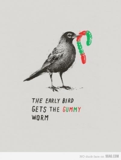 9GAG - Just for Fun! #drawing #poster #bird