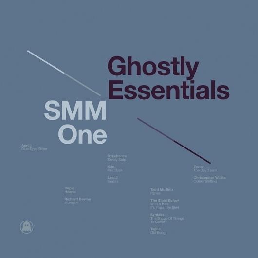 Ghostly International - Michael Cina #music #packaging