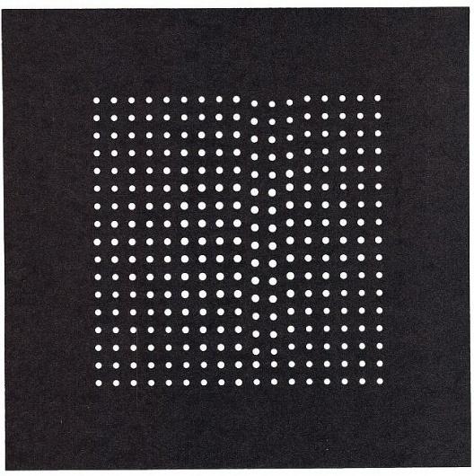 Artist and Computer - AARON MARCUS #pattern #computational #aaron #photoprint #1972 #marcus
