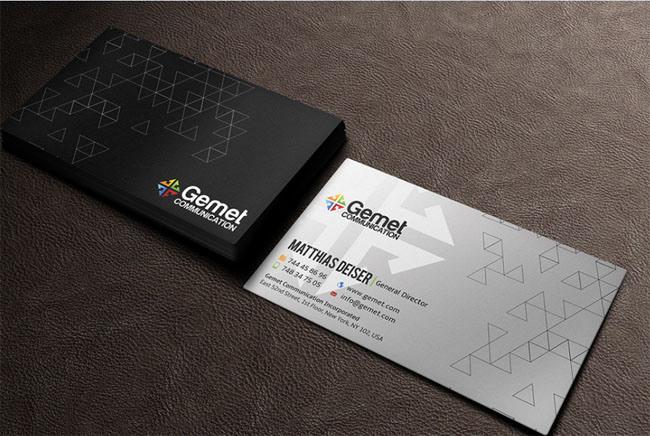 Free Corporate Branding Identity PSD Mockup