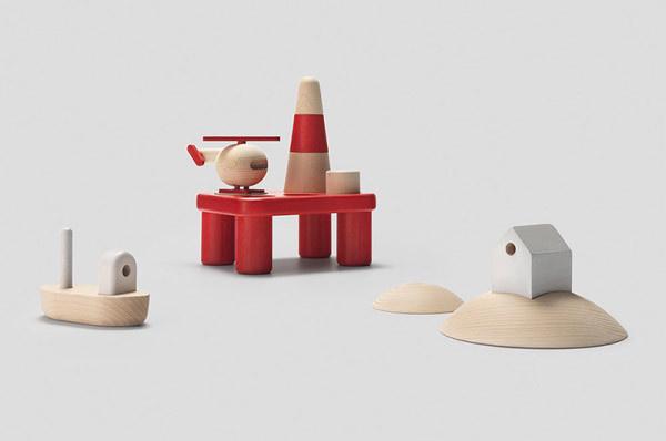 Best Toys Minimalist Wooden Design Permafrost Images On Designspiration