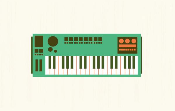 Musicians Centre #vector #keyboard #icon #lucas #texture #music #jubb #instrument