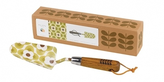 Orla Kiely for Wild &Â Wolf - The Dieline: The World's #1 Package Design Website -