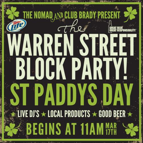 Happy St. Paddy's Day! By Rev Pop #patricks #nomad #milwaukee #design #world #advertising #st #poster #day #pub