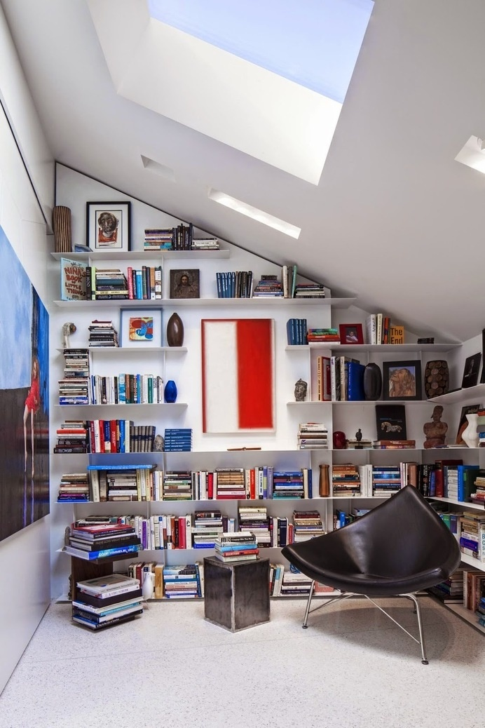 Montee Karp Residence by Patrick Tighe Architecture #design #interiors #workspace