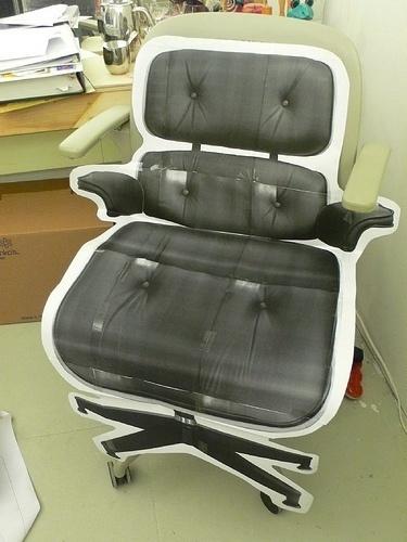 Chair Chair Pad   Design Milk #chair #eames
