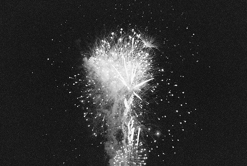 Wings of the Sea #white #sky #black #fireworks #and