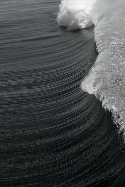 Wave #white #photo #black #wave #and