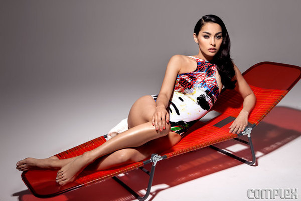 adrianne ho for complex magazines junejuly 2013 issue 04 #women #ho #adrianne #complex