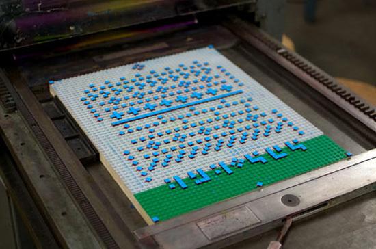 Physical-Fiction-3 #legopress #letterpress #lego