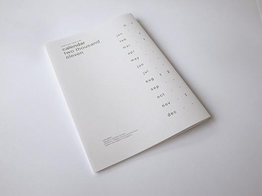70d4874d059fd82c2eff0ec3bbf7ff1c.jpg 600×450 pixels #calendar #design #graphic #typography