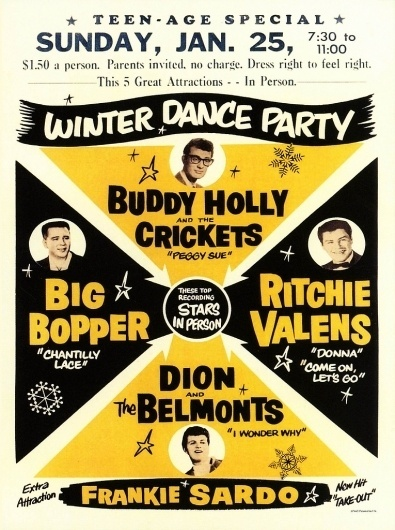 All sizes | Parents Invited, No Charge | Flickr - Photo Sharing! #poster #concert #1950s