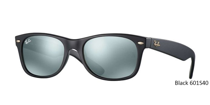 """Shop RayBan ORB2132 NEW WAYFARER AT COLLECTION - Black - Tortoise Sunglasses with Special discount offer get 45% holiday discount on all ray ban! Coupon code: """"RB-HD45"""" valid for one month & 1 year manufacturer warranty at Daniel Walters."""