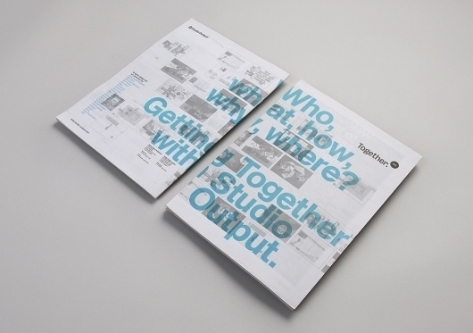 Studio Output – SI Special | September Industry #output #studio