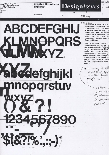Paul Shaw Letter Design » Design Issues