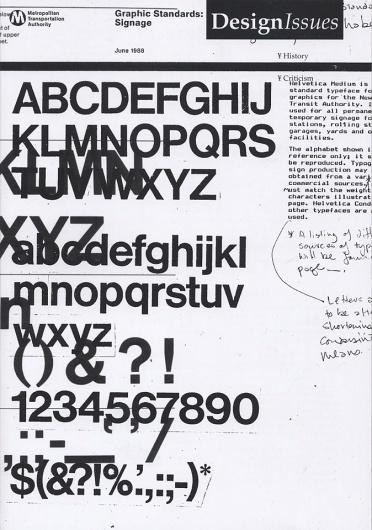 Paul Shaw Letter Design » Design Issues