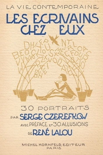 Twitter / Home #lettering #book #cover #french #typography