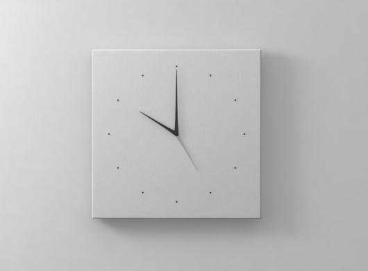 Long-D #clock #minimal
