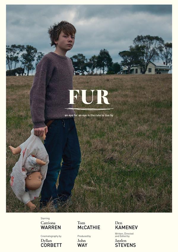 FUR Aaron Craig #print #movie #poster #film