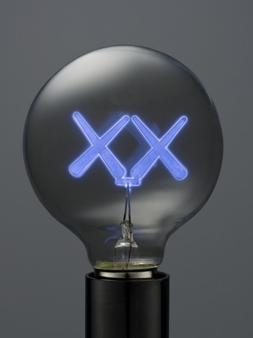 Likes | Tumblr #kaws #lightbulb