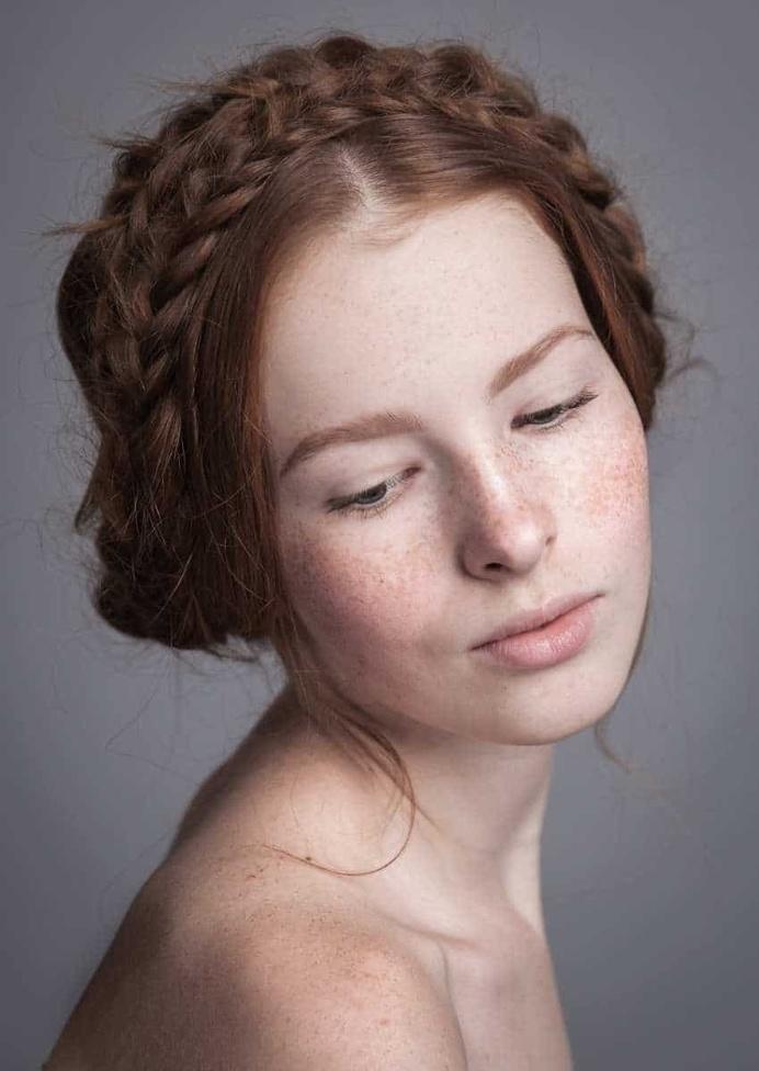 Beauty Portraits by Elena Slusar