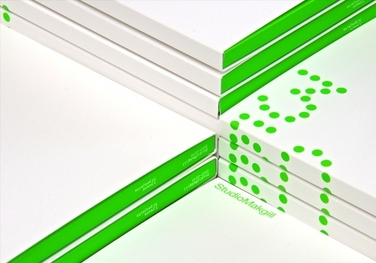SI Exclusive: StudioMakgill | September Industry #design #minimal #book