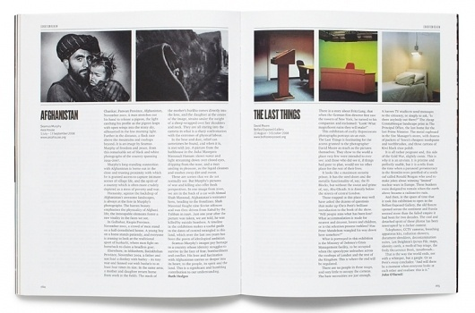 Gridness #spreads #layout #design #editorial