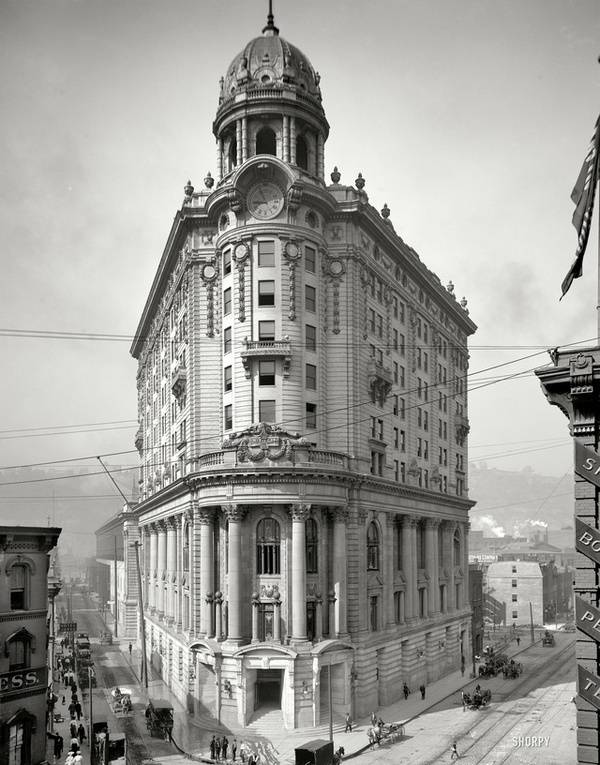 9 of the Most Beautiful Buildings We Ever Tore Down #white #demolition #corner #black #photography #architecture #vintage #building #and #beauty