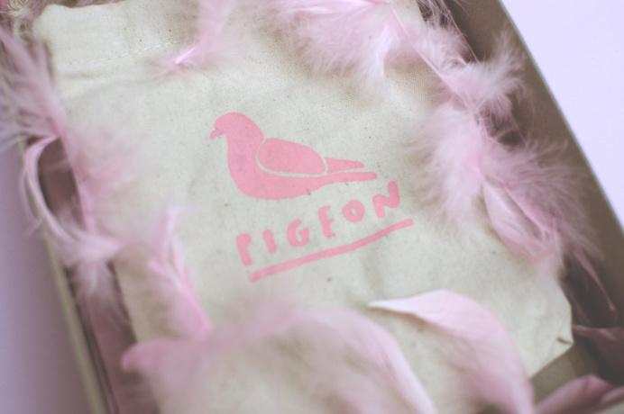 Pigeon Branding - Imogen Grist Portfolio - The Loop