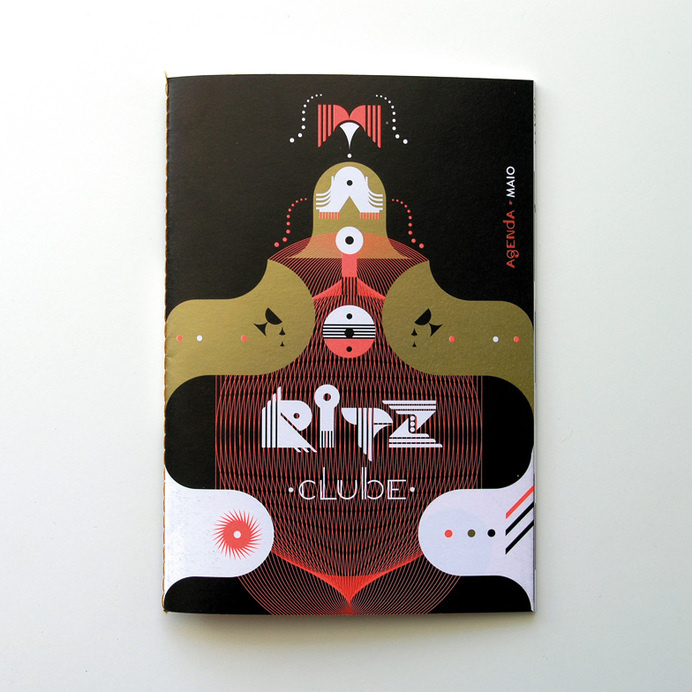 Ritz Clube Trio da Glória, Lda / 2012 | MAGA #logo #brand #design #identity