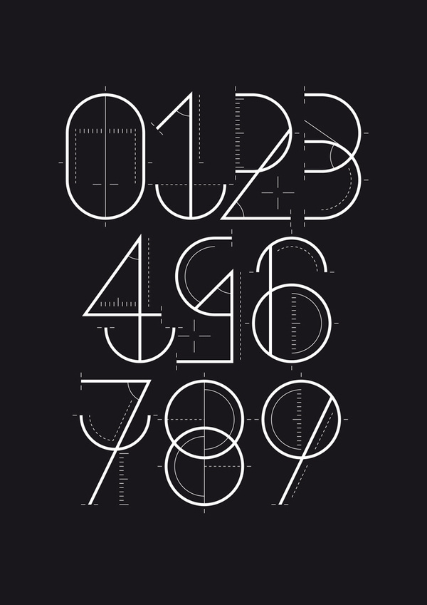 numerografia_wete_02 #typography
