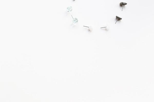 Khilana Earrings || PARALLEL PULSE #zealand #studs #rock #crystal #pulse #earrings #glass #jewelry #parallel #new