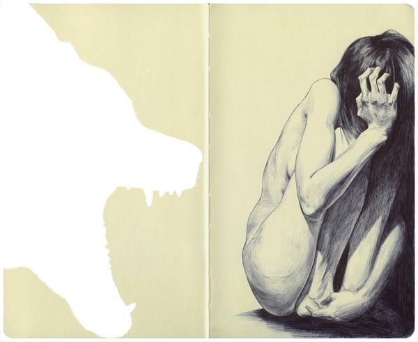 Chamo San_Web4.jpg (900×737) #drawings #chamo #san #sketchbook #illustration #drawn #hand