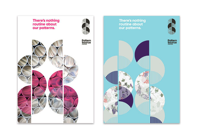 Pattern-Source-Ads #pattern #page #circles #geometric #advertising #grid #ad