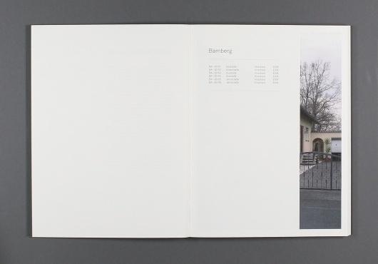vertrautes gebiet : CTRL C / Bench.li #layout #editorial #typography