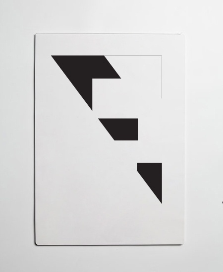 Camilla Bengtsen #letter #zebra #typography