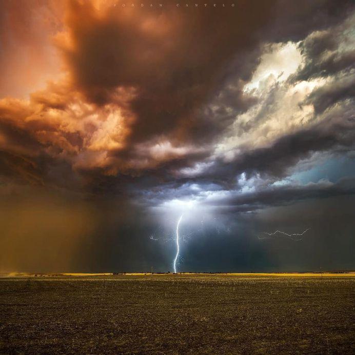 Incredible Australian Weather Photography by Jordan Cantelo