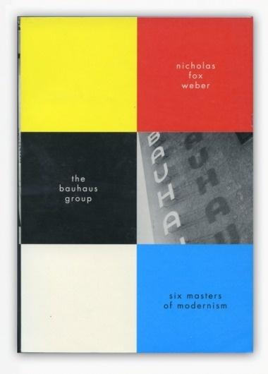 Tumblr #modernism #bauhaus #design #graphic